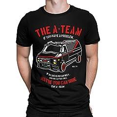 Camisetas La Colmena 4209-Parodia, The A Team
