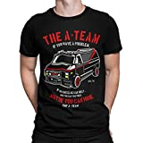 Camisetas La Colmena 4209-Parodia, The A Team L