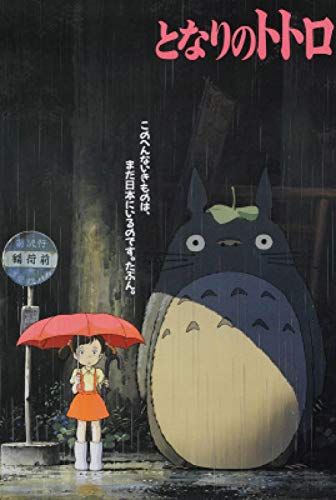 SKYTY Jigsaw Puzzles 1000 Pieces-Hayao Miyazaki's Totoro-A11_300-Wooden Assembling Puzzles for Adults Kids Puzzle games home Educational Puzzle Toys