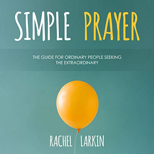 Simple Prayer audiobook cover art