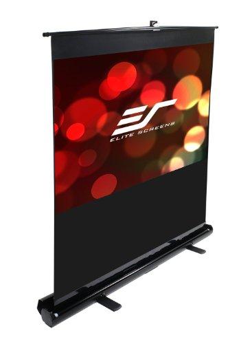 Elite Screens F120NWV ezCinema Series linnen (diagonaal 304,8 cm (120 inch), hoogte 182,9 cm (72 inch), breedte 243,8 cm (96 inch), formaat 4:3) zwart
