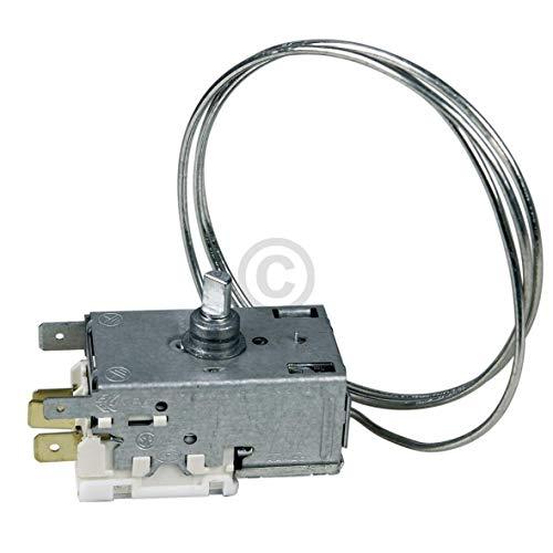 Thermostat passend für Atea A13-0696R, Bauknecht 481228238175, Kühlthermostat für Kühlschränke