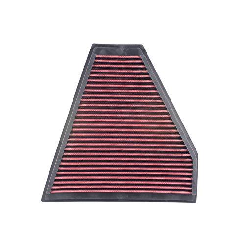 TXKMO Filtro de Aire/Ajuste para BMW E81 130 E90 E91 E92 E93 325 330 (Color : Black)