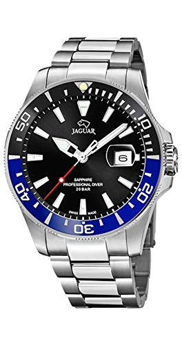 JAGUAR Reloj Hombre Modelo Executive - Ref J860/G