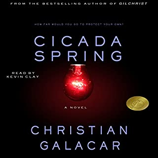 Cicada Spring audiobook cover art