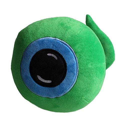 Jacksepticeye Sam Plush Toy Doll Septiceye Green Eye Stuffed Toys 20cm Toy for Kids Children Gifts Happy Ball Doll