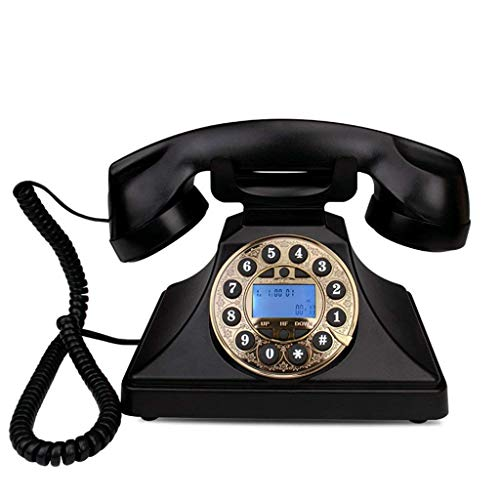 Telefon antike, kreative Mode Agentur Übersicht Telefon enthält 19x13x18cm Handy (# 4 Farbe :)