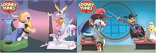 Looney Tunes - oren Collection  Series 1 (Set of 4)