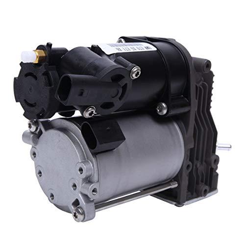 PARTS-DIYER Air Suspension Compressor Pump Replacement for BMW E70 X5 2007-2013 E71 E72 X6 2008-2014 37226775479 37206789938