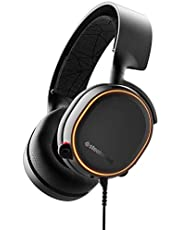 SteelSeries Arctis 5 - RGB-verlichte gaming headset - DTS Headphone:X v2.0 Surround - PC en PlayStation 4 - Zwart PC