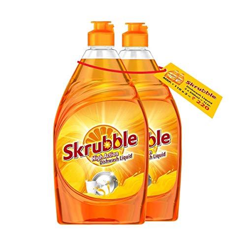 Skrubble High Action Dishwash Liquid