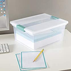 Steralite small storage tote