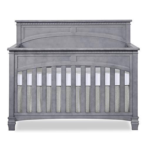 Evolur Santa Fe 5-in-1 Convertible Crib