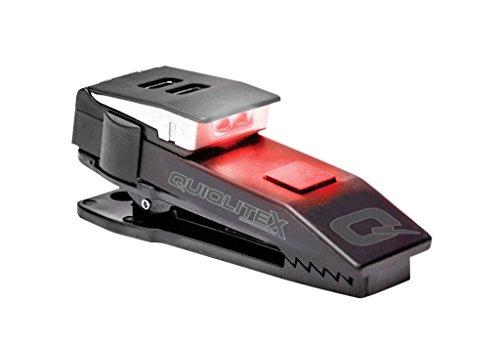 QuiqLite X LED Rot/Weiß LED inkl. Diffusoraufsatz XFLARE für Polizei und Feldjäger