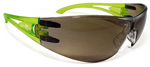 Medop 911880 Kit Gafa Policarbonato, Montura FT, Color Verde