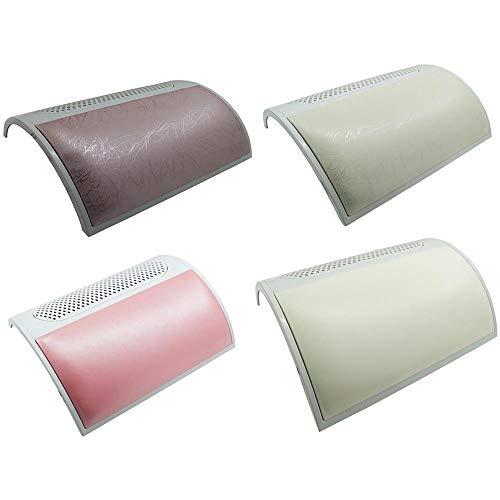 Aspirador de manicura con 3 ventiladores, aspirador de polvo, reconstrucción y limado de uñas