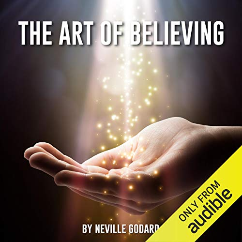 The Art of Believing audiobook cover art