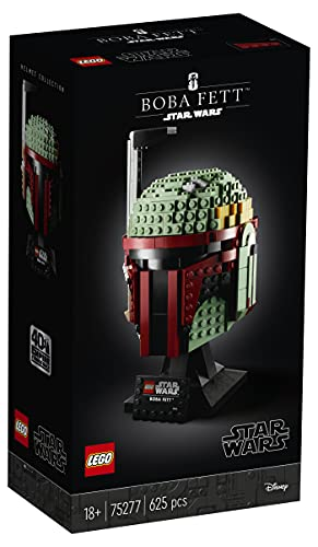 LEGO StarWars CascodiBobaFett, Set di Costruzioni da Display, Modello Regalo Avanzato da Collezione per Adulti, 75277