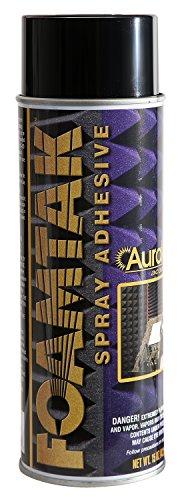 Auralex Acoustics FoamTak Acoustic Foam Spray Adhesive (FTSPRAY)