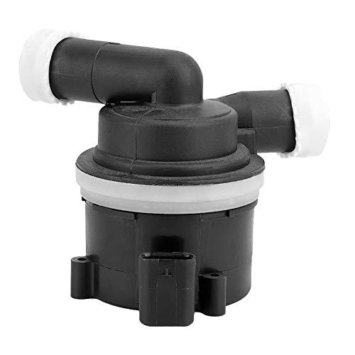 Originalmotor Hjälpvattenpump, Svart motorhjälpvatten Tillverkare Artikelnummer Servicelängd Eftermarknad Byte av metall + ABS