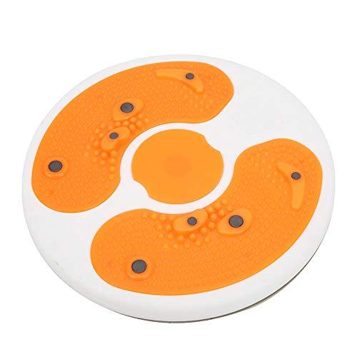 Starbun Entrenamiento de torsión, Entrenamiento de Interior, Masaje, Tabla de torsión, Ejercicio de Cintura, Disco Giratorio con magnético para Entrenamiento