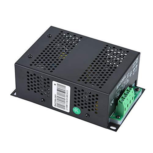 Jeanoko Alta confiabilidad Amplio Rango de Voltaje de Entrada Circuito PFC Cargador automático de batería de Plomo-ácido de 12 V para batería de Plomo-ácido de generadores Automotriz