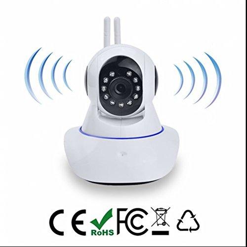 HD Wireless IP Security Camera,WiFi Cámara Inalámbrica IP,HD 720P IP Inalámbrica SANNCE Cámara Serveillance Cámara P2P Red de Seguridad Monitor de Bebé Hogar Inteligente WiFi cámara