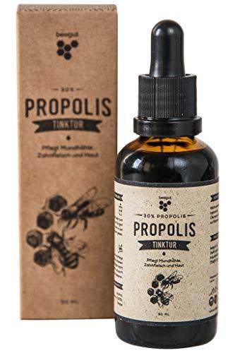 beegut Propolis Tinktur mit 30% natürlichem Propolis Extrakt, hochwertige Imkerqualität,...