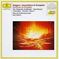 Wagner: Overtures And Preludes by RICHARD WAGNER