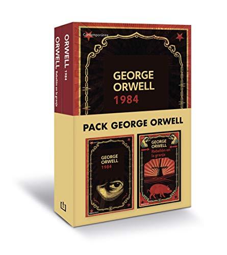 Pack George Orwell (contiene: 1984 | Rebelión en la granja): 26201 (Contemporánea)
