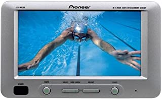 Pioneer AVD W 6200 15.2 cm (6 Inches) 16:9 TFT Active Matrix LCD Display Silver