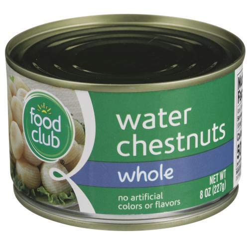 Water Chestnuts (Pack of 6)