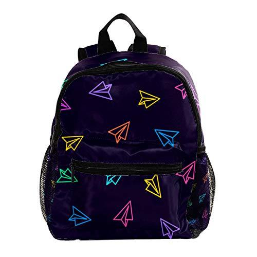Mochila escolar para niñas con correa para niños, mochila escolar para niñas de primaria, mochila escolar, ramita blanca, fondo rojo