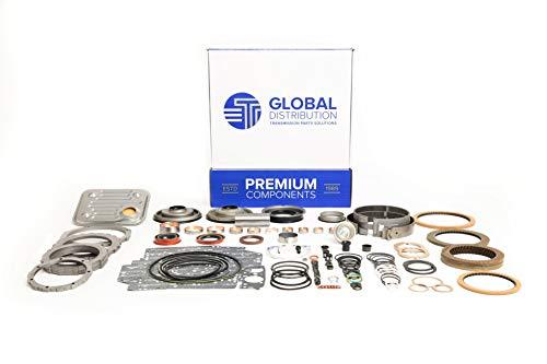 GM 4L80E 97-ON PREMIUM TRANSMISSION REBUILD KIT W/STEELS
