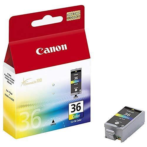 Canon CLI-36 Inktank Pixma MINI 260 Inkjet / getto d'inchiostro Cartuccia originale