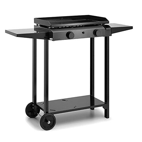 Forge Adour Chba60 - Carro para plancha, color negro