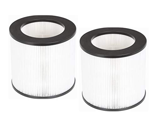 Medify Air MA-14 Medical Grade True HEPA H13 Genuine Replacement Filter (MA-14R, 2-Pack)