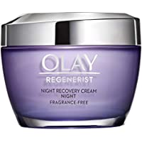 Olay Regenerist Fragrance-Free Night Recovery Cream, 1.7 oz