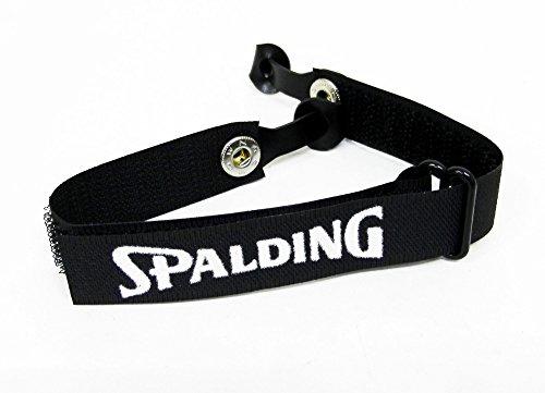 (スポルディング)SPALDING スポーツバンド スポーツ用メガネバンド ブラック
