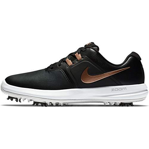 Nike Air Zoom Victory, Zapatillas de Golf para Mujer, Negro (Negro 001), 42 EU