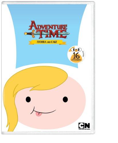 Cartoon Network: Adventure Time - Fionna and Cake (Vol. 4)