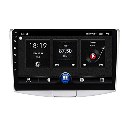 Android 10.0 coche estéreo 2 Din Radio Sat Nav para V-W...