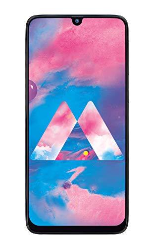 Samsung Galaxy M30 (Stainless Black, 5000mAh Battery, Super AMOLED Display, 3GB RAM, 32GB Storage)