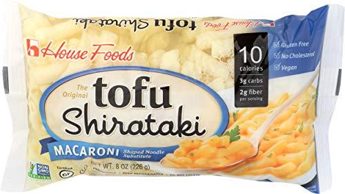 House Foods Tofu Shirataki Mac Shape, 8 oz