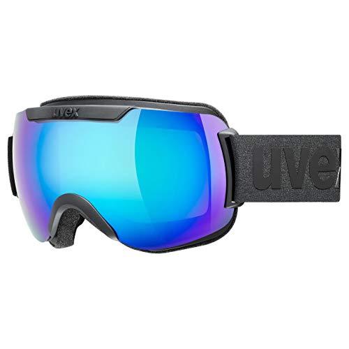 uvex Downhill 2000 CV Gafas de esquí, Adultos Unisex, Black Mat, One Size