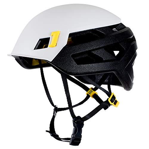 Mammut - Wall Rider MIPS Lightweight Climbing Helmet, White, 56-61cm