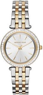Michael Kors Women's Two-Tone Stainless Steel Mini Darci Watch
