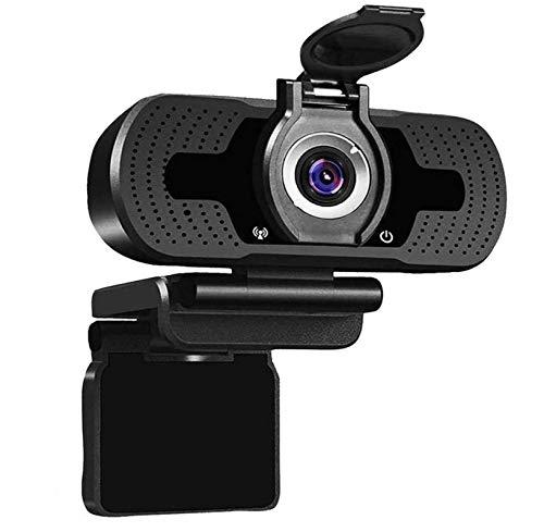 TIUENHAVU Webcam for PC/Mac/Laptop/MacBook/Tablet HD Webcam PC Laptop Camera with Microphone Web Camera Wide Screen