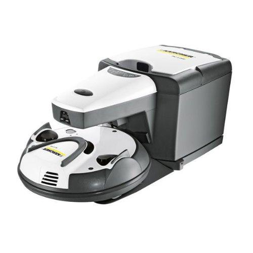 Kärcher RC 4.000 Sacchetto per la polvere Grigio aspirapolvere robot