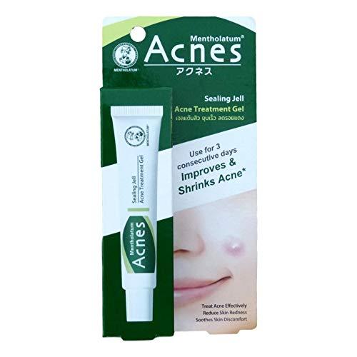 Mentholatum Acnes Sealing Jell Medicated Anti Acne Treatment Gel 18 grams